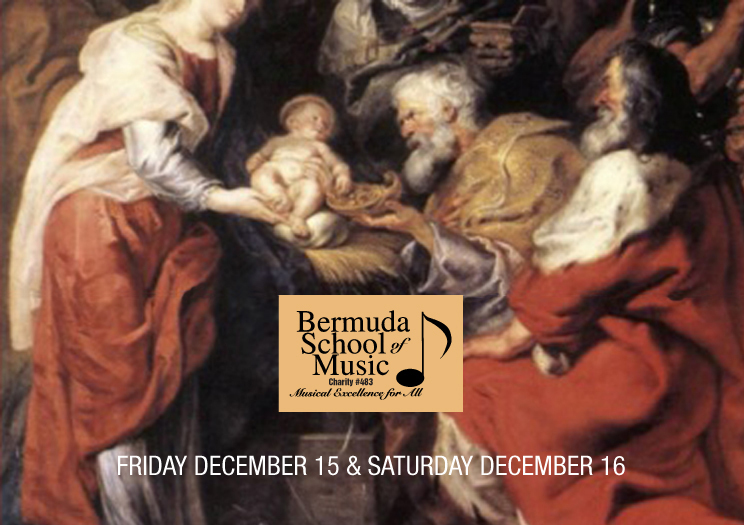 Bermuda School of Music presents Joy To The World on December 15 & 16