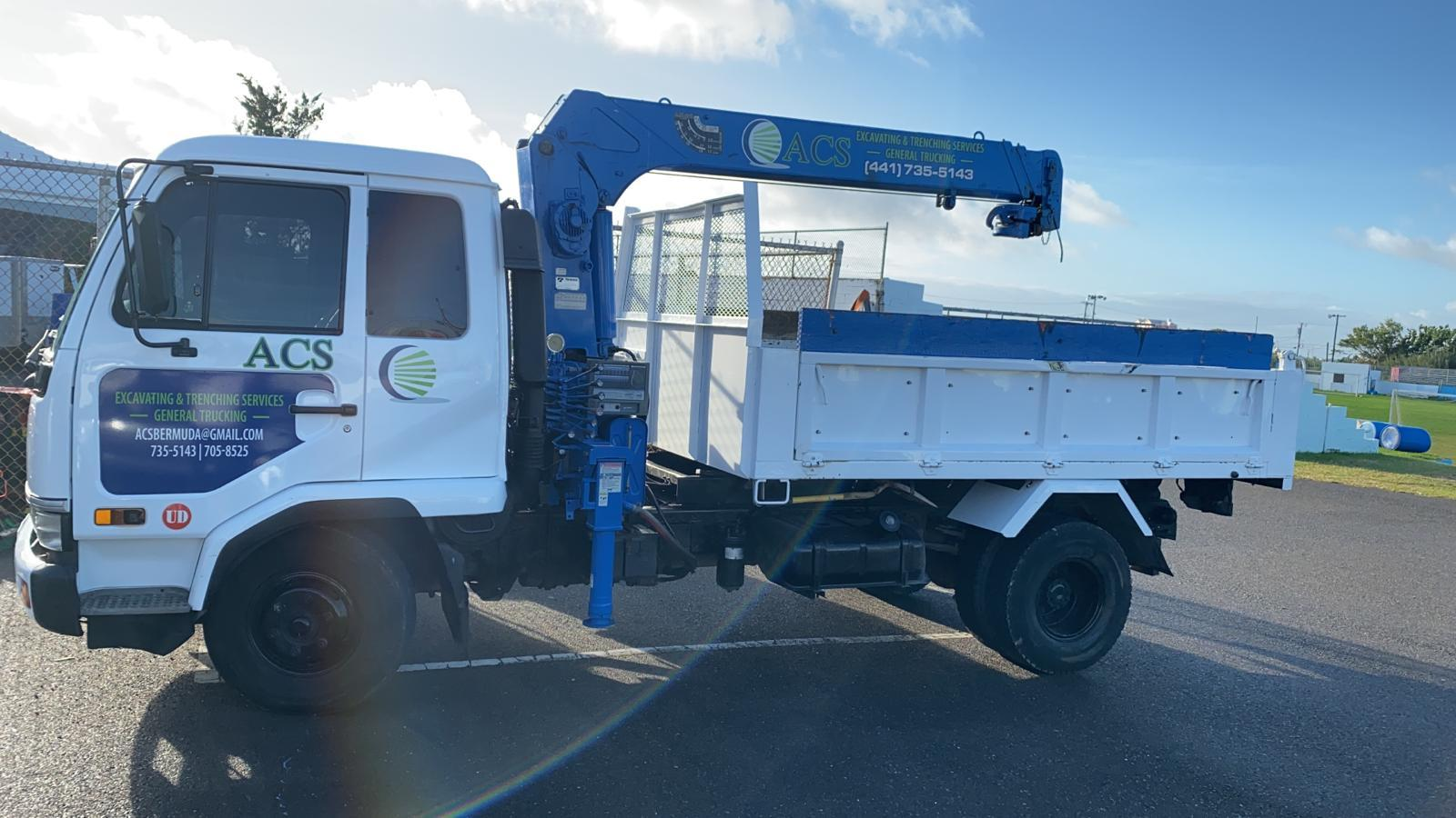 ACS  Excavating, Trenching and General Trucking