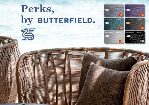 Butterfield Mastercard Benefits