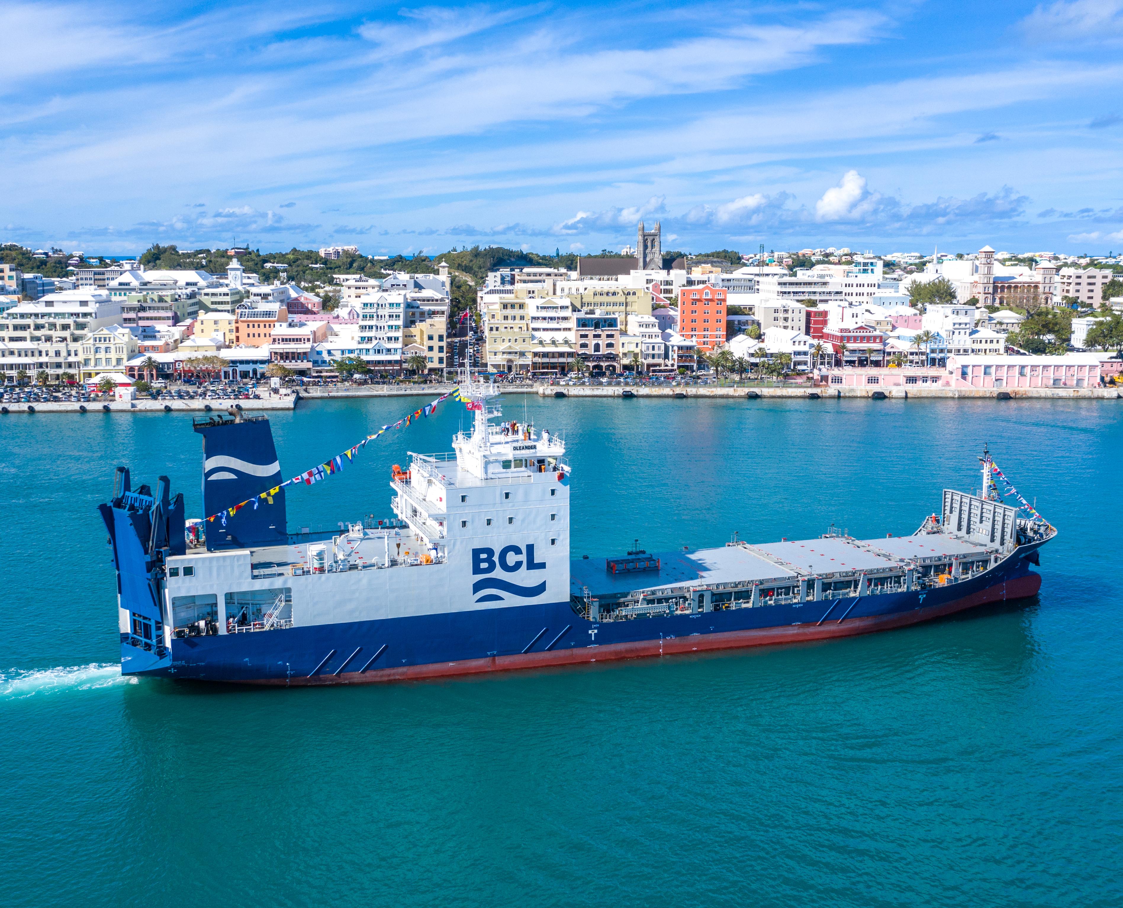 Bermuda Container Line