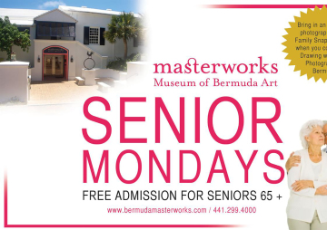 Senior Mondays at Masterworks Museum of Bermuda Art