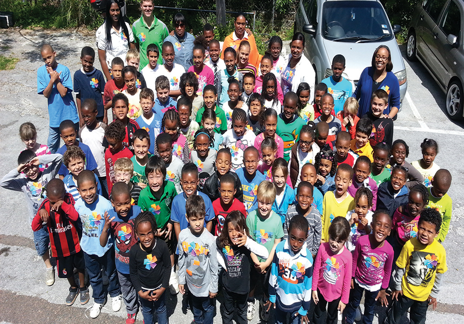 Government of Bermuda - Community Education & Development Programme