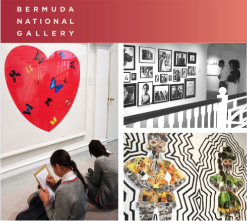 Support Art. Become a member of the Bermuda National Gallery