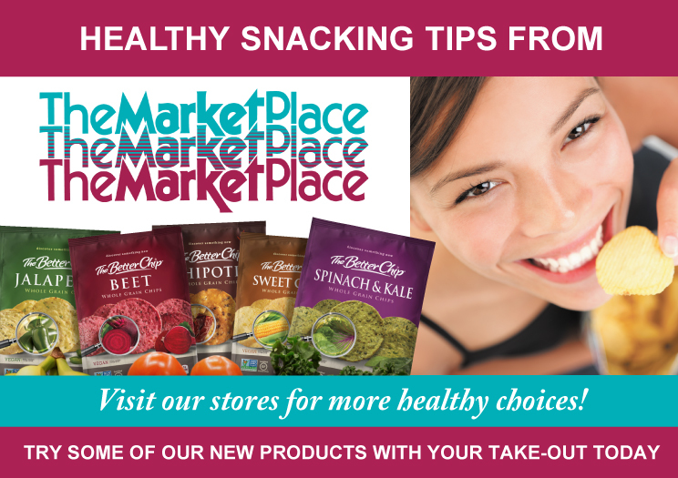 Visit our stores for more healthy choices!