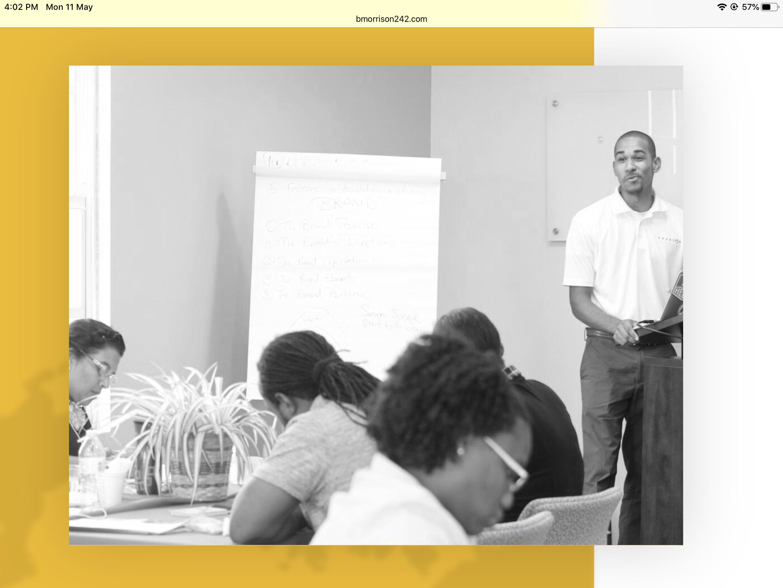 BrandOn Creative Consultant and Web Developer