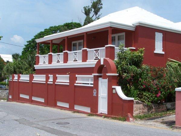 PVC Windows & Doors - Bermuda Shutters