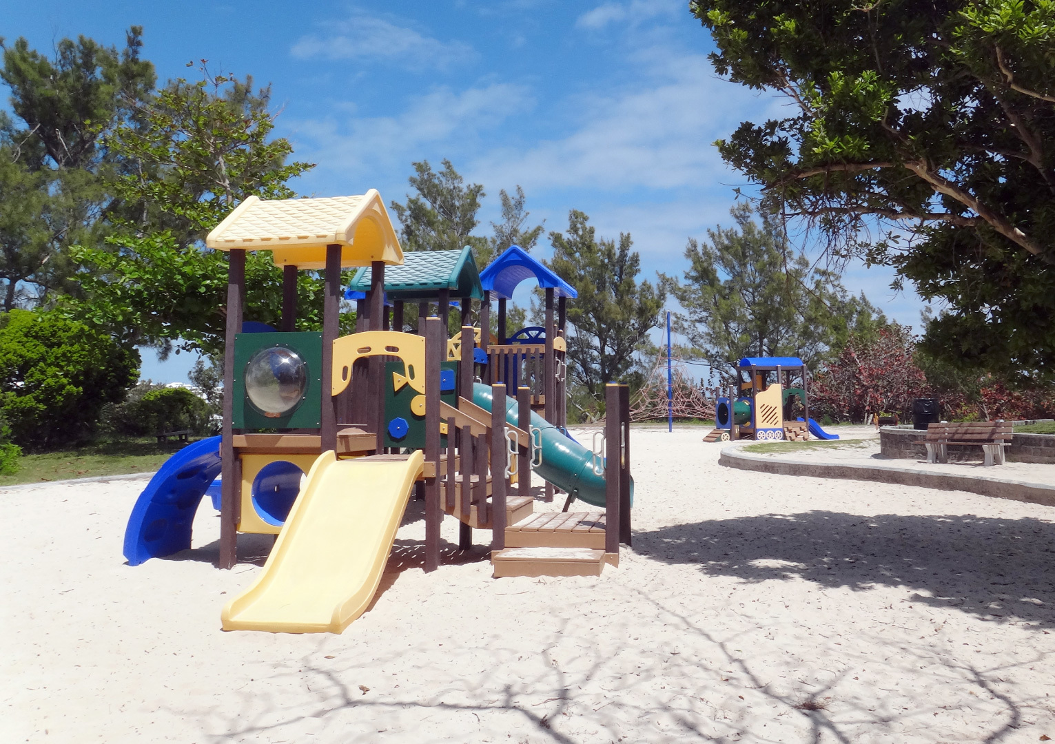 Warwick Long Bay Playground