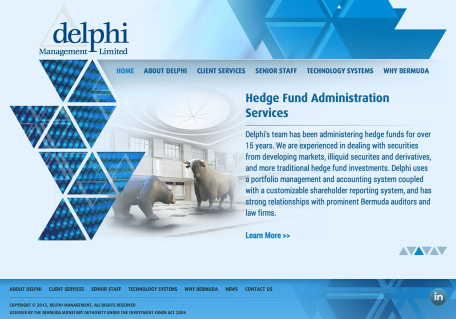 Delphi Management Limited