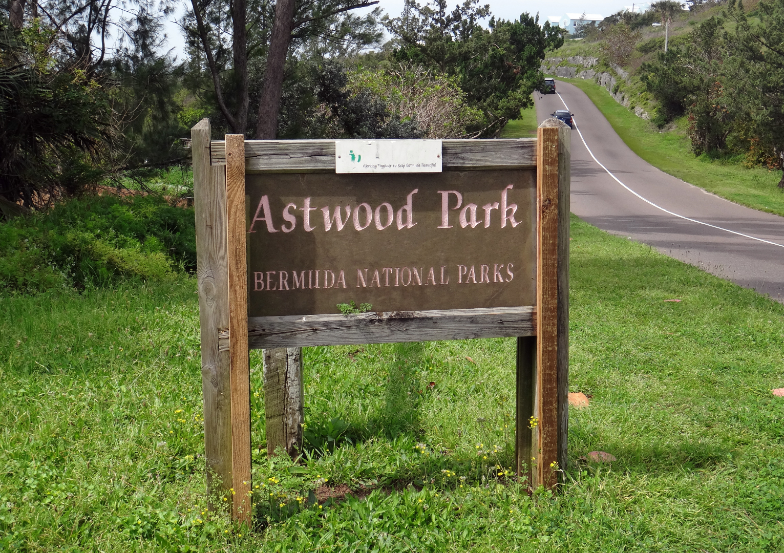 Astwood Cove & Park