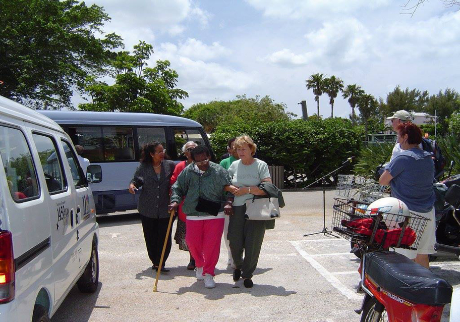 Government of Bermuda - Free Transportation For Seniors