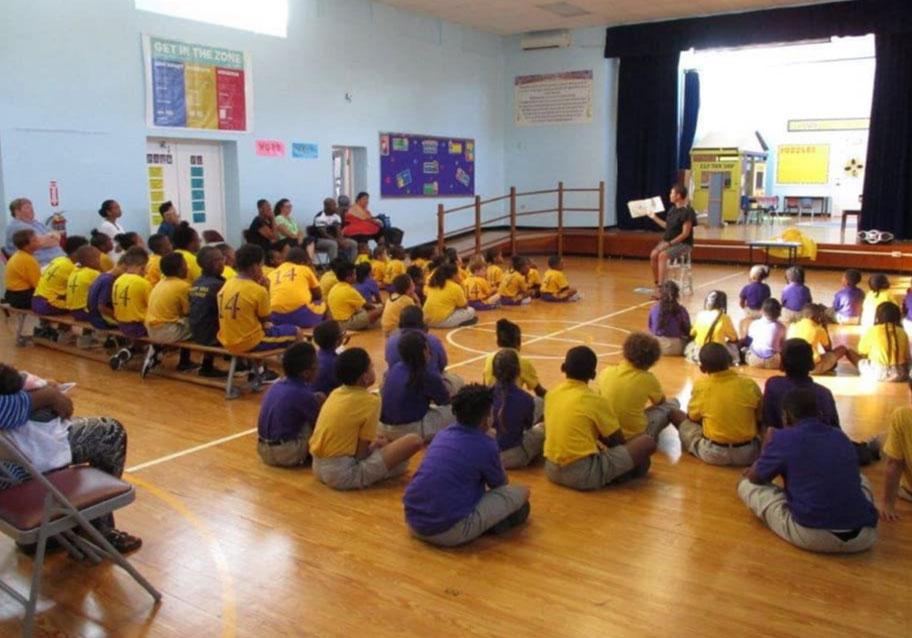 East End Primary School