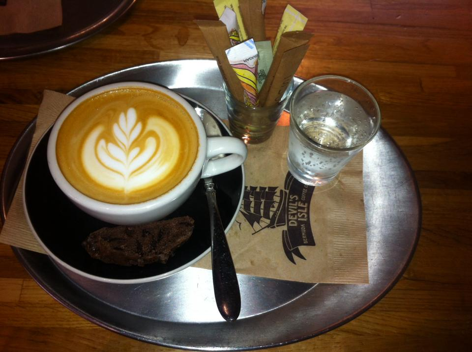 Devils Isle Cafe