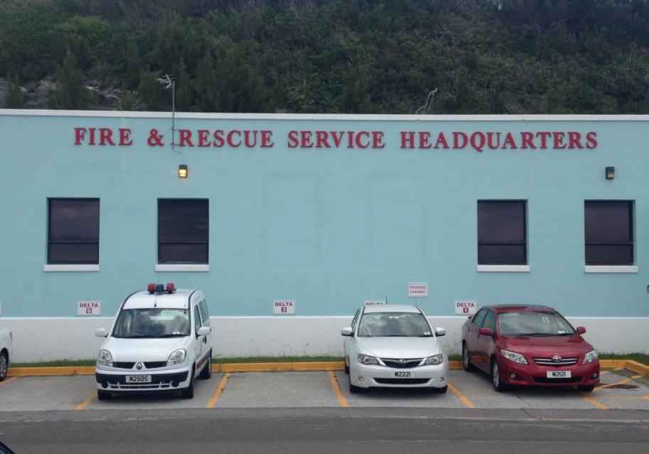 Fire & Rescue Services Headquarters
