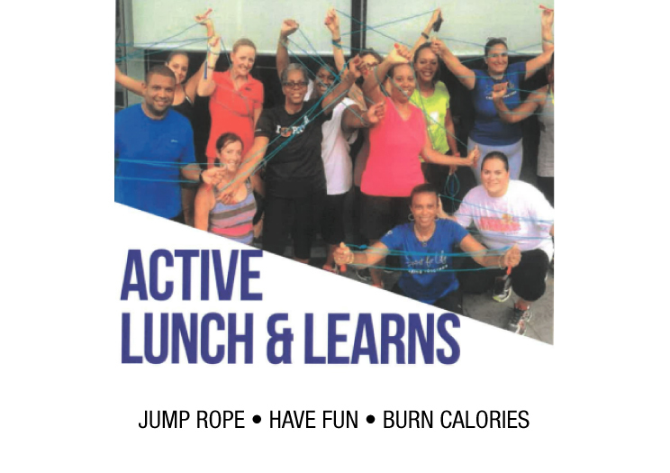 Jump Rope • Have Fun • Burn Calories