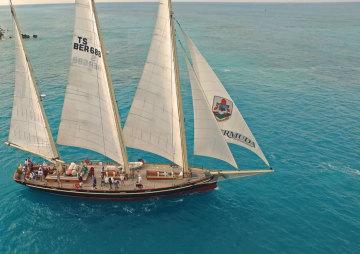 Sunset Sails on the Spirit of Bermuda