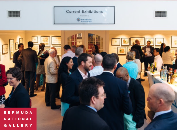 Host your next event at Bermuda National Gallery!