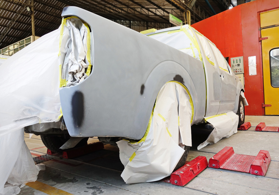 AP Auto Body & Painting Services