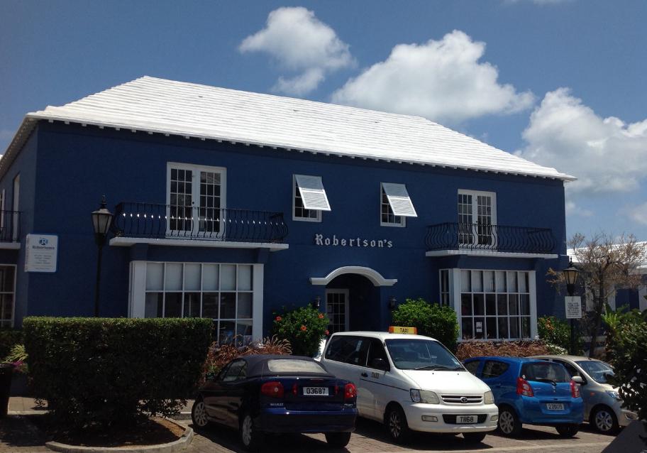 Robertson's Drug Store
