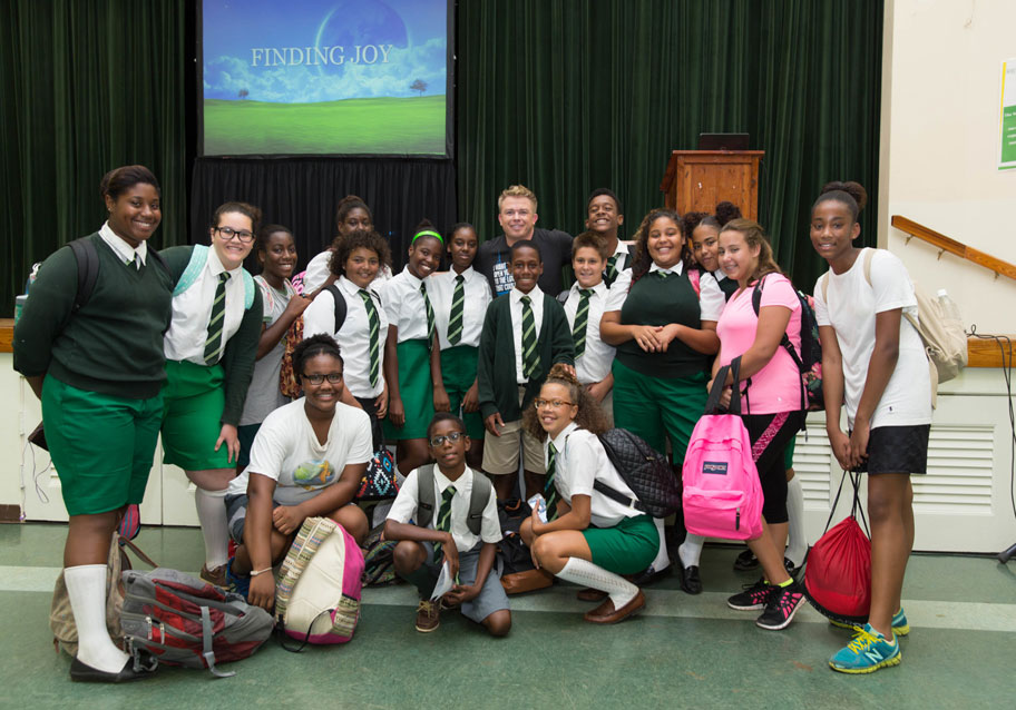 Government of Bermuda - Whitney Institute Middle School