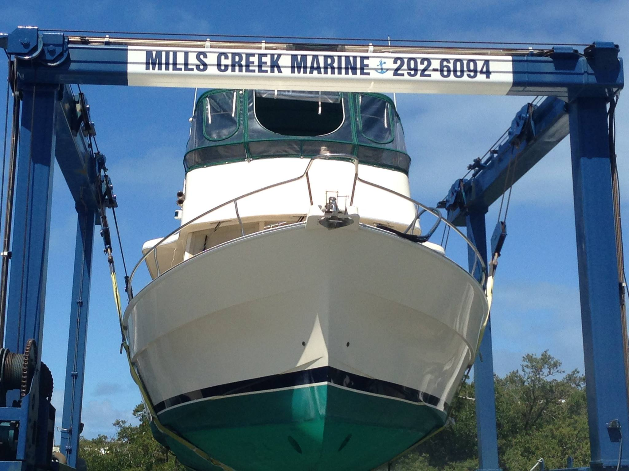 Mills Creek Marine Ltd.