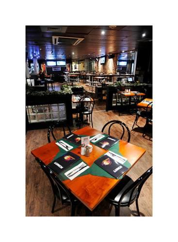 Coconut Rock Restaurant