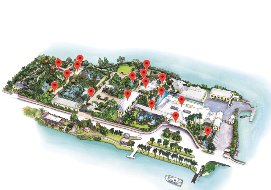 Bermuda Aquarium, Museum & Zoo