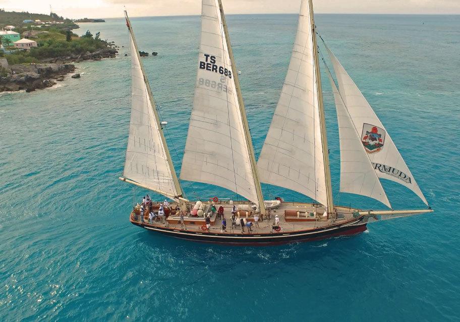 Bermuda Sloop Foundation - Spirit Of Bermuda