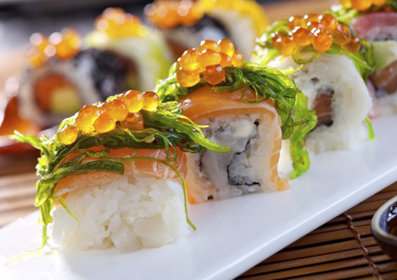 20% Off Dine-In Sushi Every Tuesday at Henry VIII Restaurant, Sushi Bar & Pub