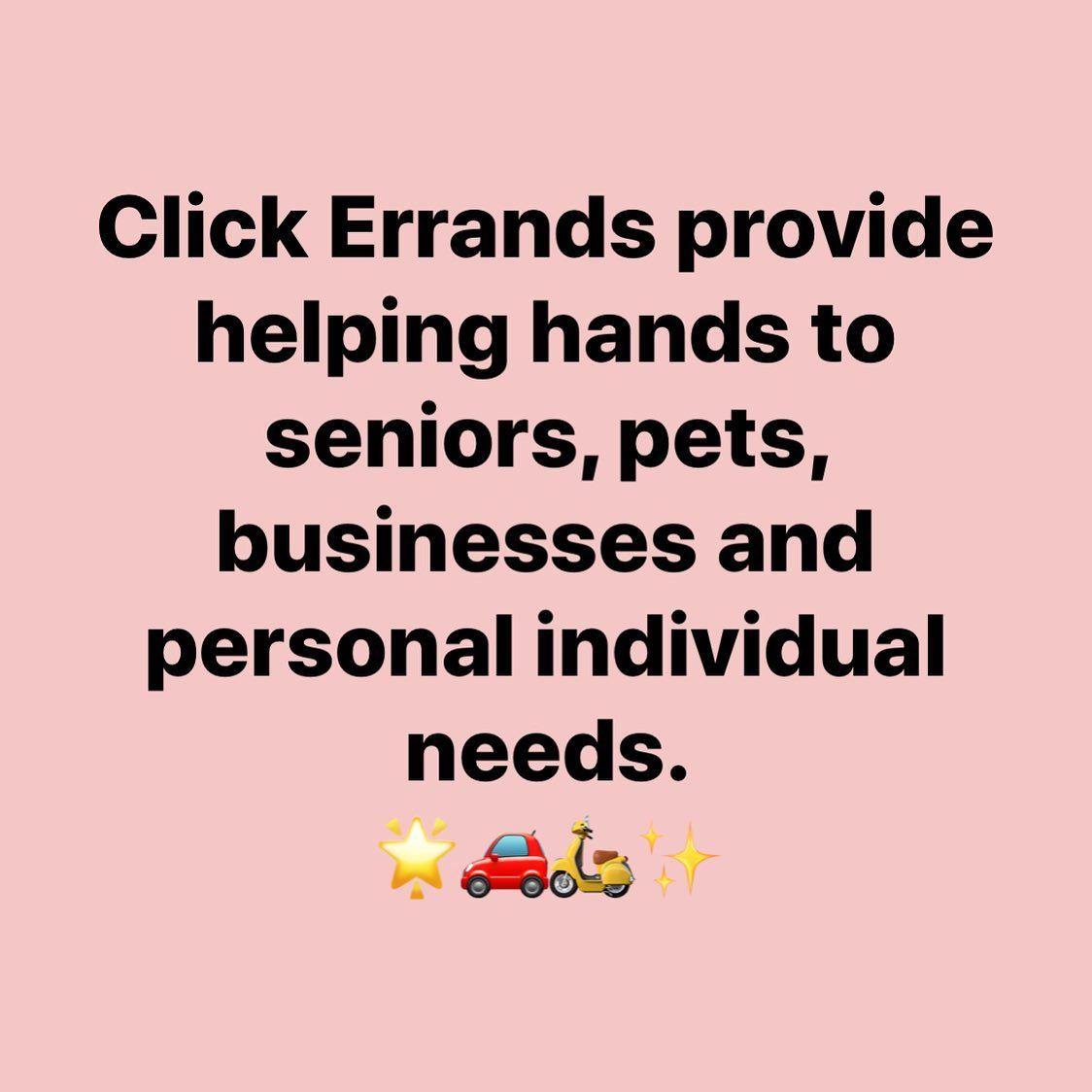 Click Errands