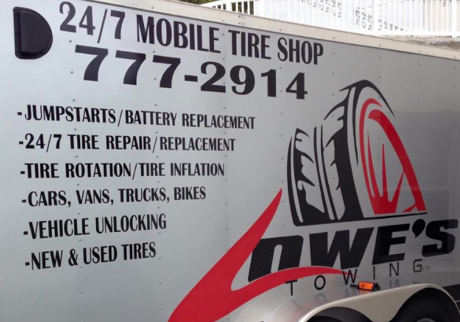 Lowe's Towing Ltd.