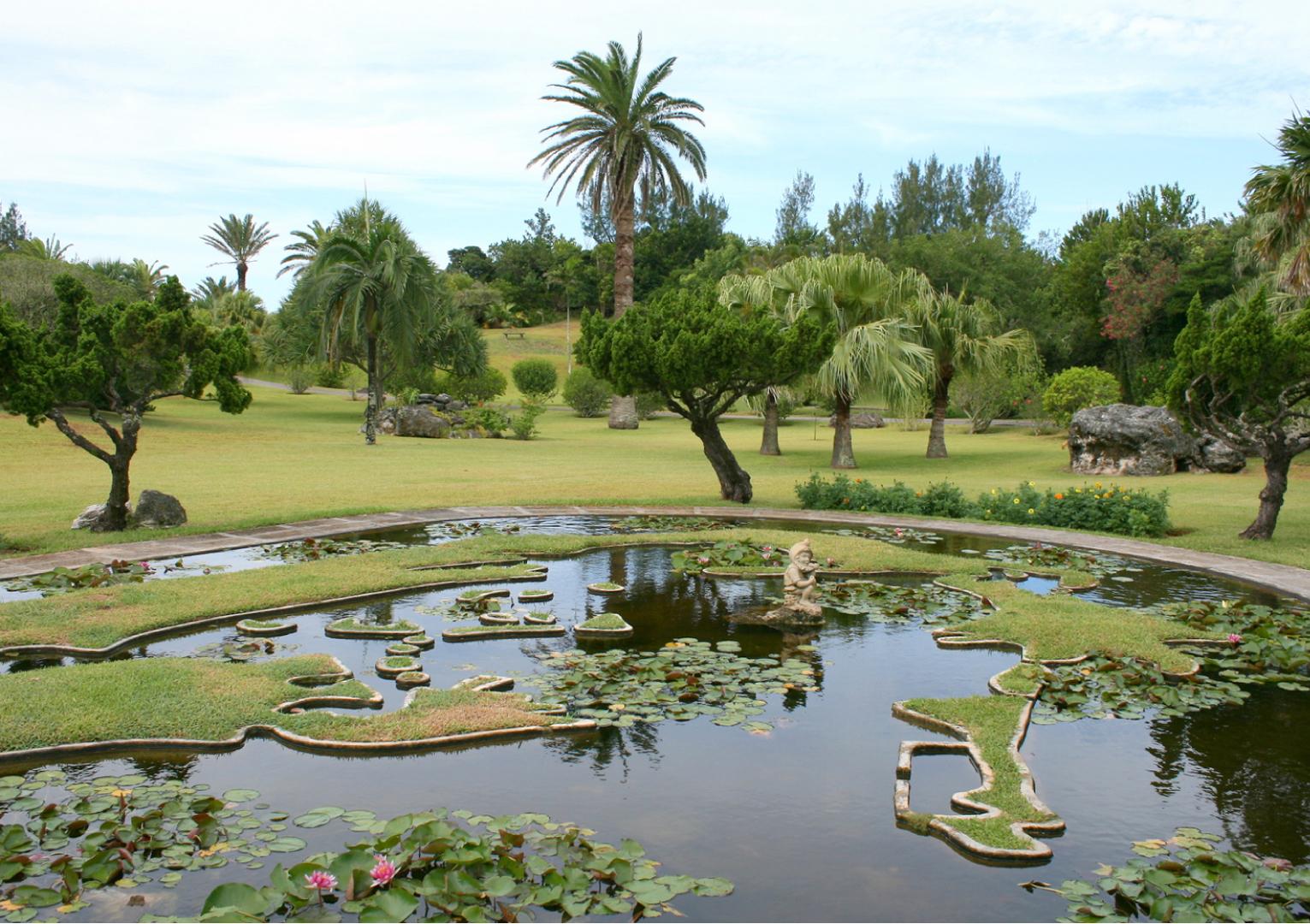 Gibbon's Garden (Palm Grove)