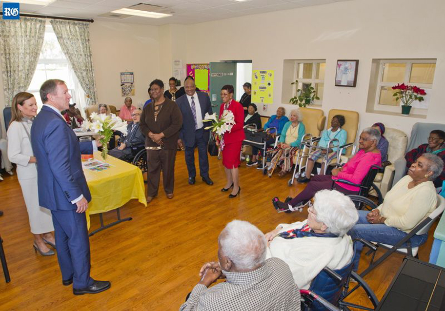 Government of Bermuda - Sylvia Richardson Care Facility