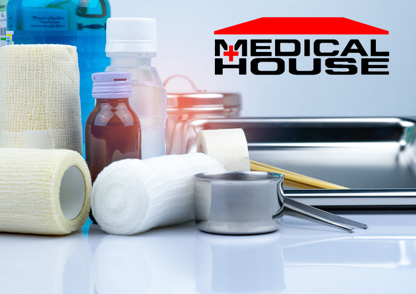 Medical House Has Moved