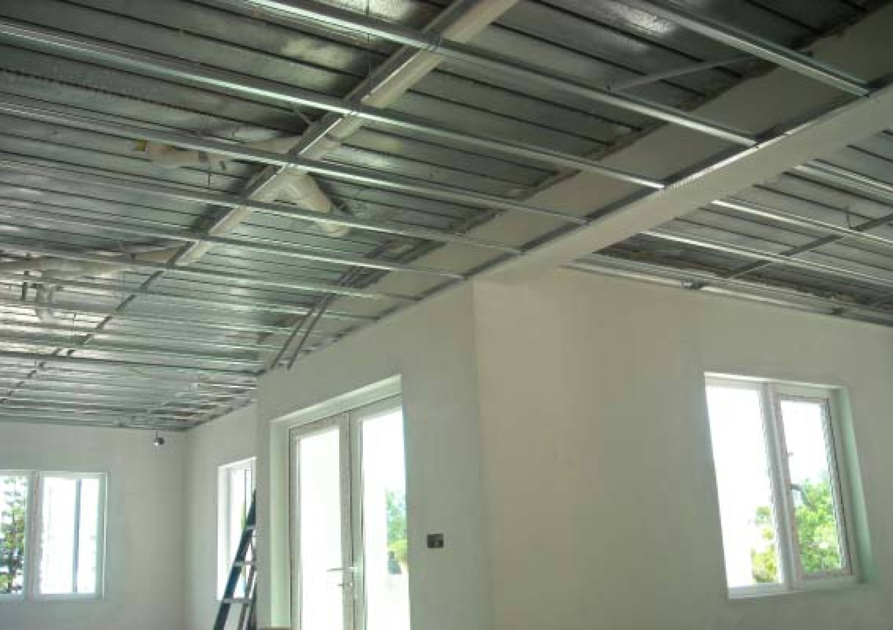 Drywall Interior Systems & Ceilings Ltd.
