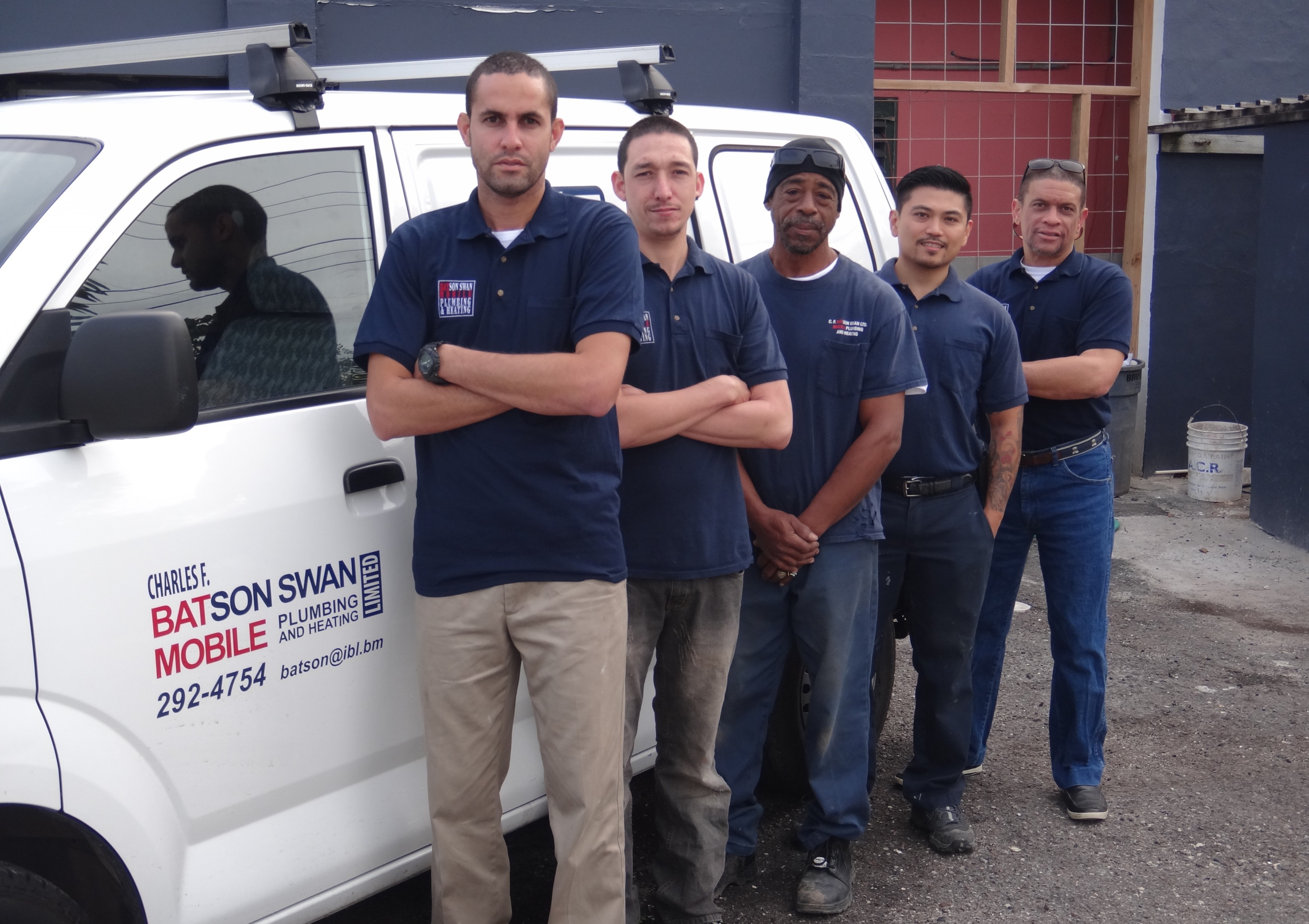 C.F. Batson Swan Ltd. - Mobile Plumbing & Heating