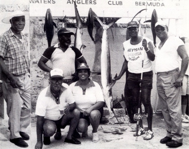 Blue Water Angler's Club & Bar
