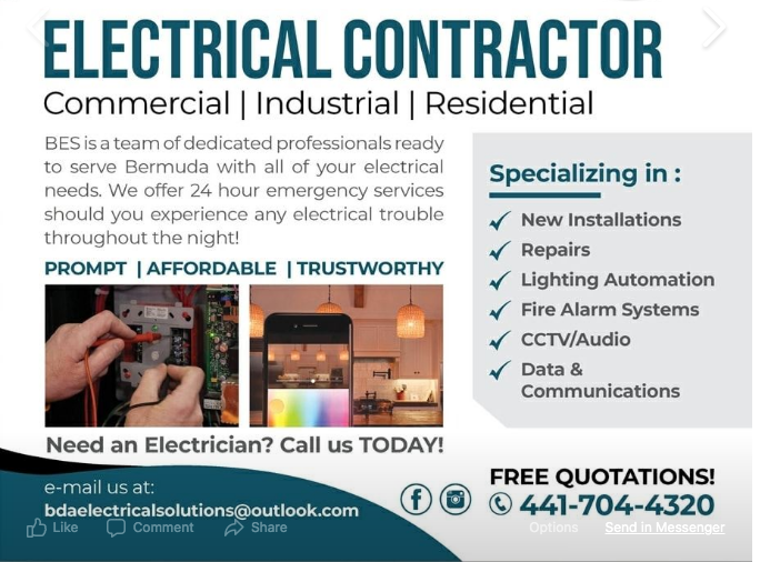 Bermuda Electrical Solutions (BES)