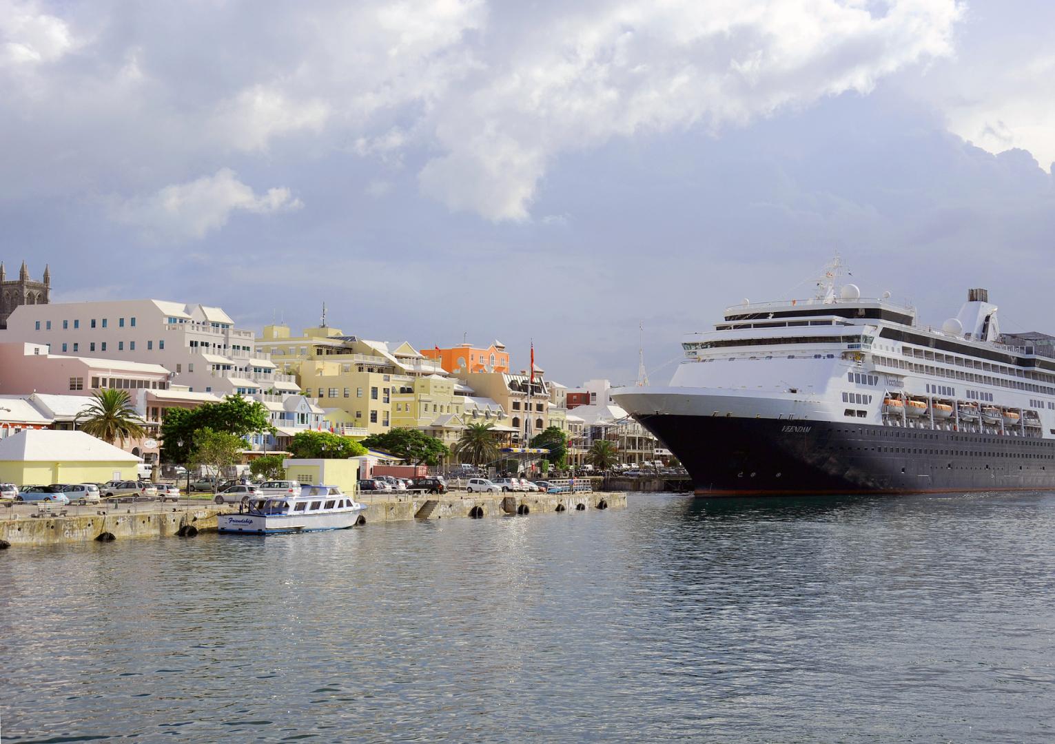 Hamilton Cruise Ship Terminal