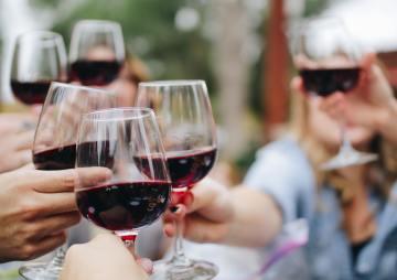 Wine up Monday's