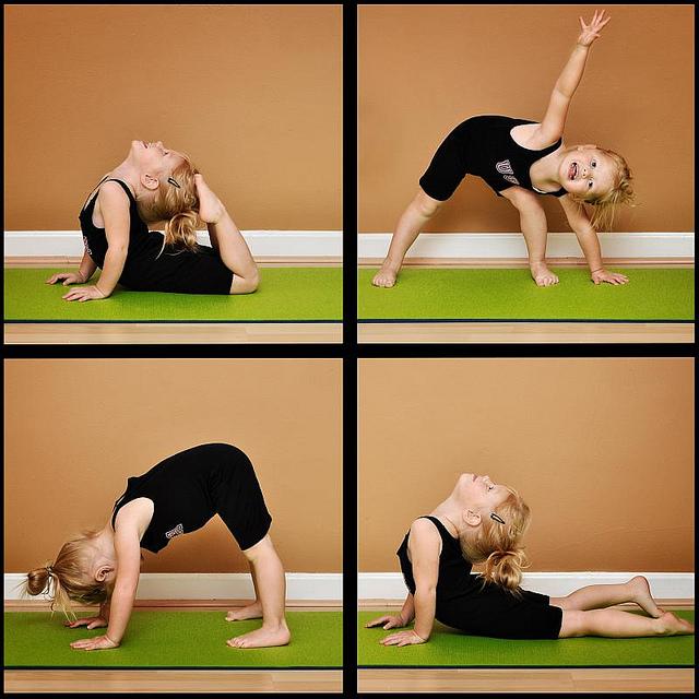 kids Yoga Bermuda
