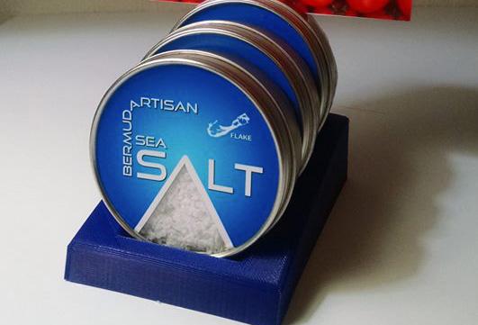 Bermuda Artisan Sea Salt