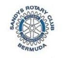 Sandy's Rotary Club Bermuda Day Raffle