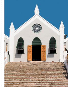 St. Peter's Church Bermuda