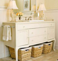 Wicker Baskets Bermuda