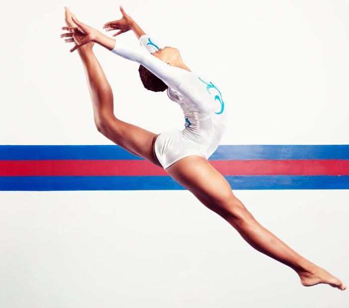 Bermuda Gymnastic Assoc Alex Masters