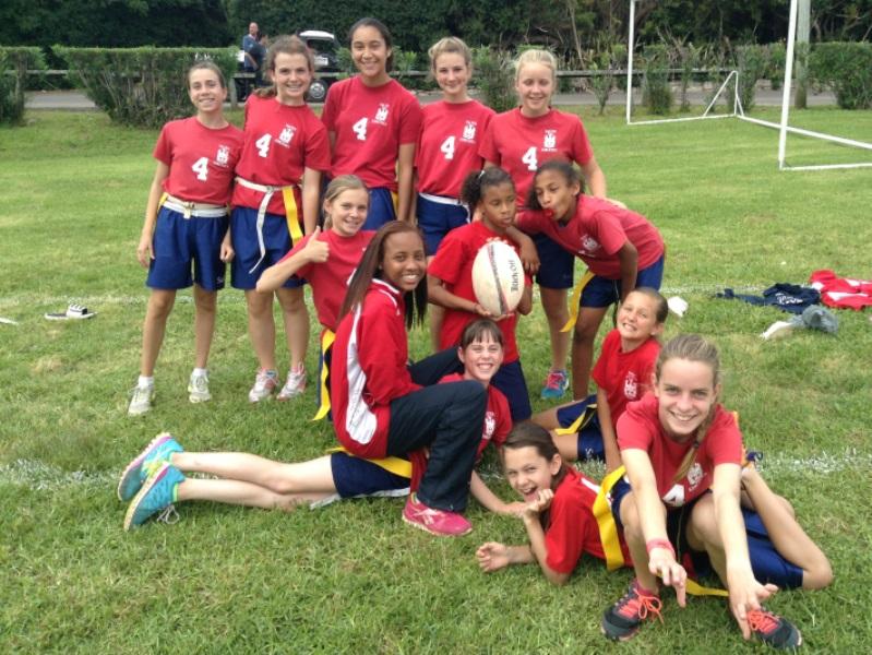 Bermuda Rugby Girls