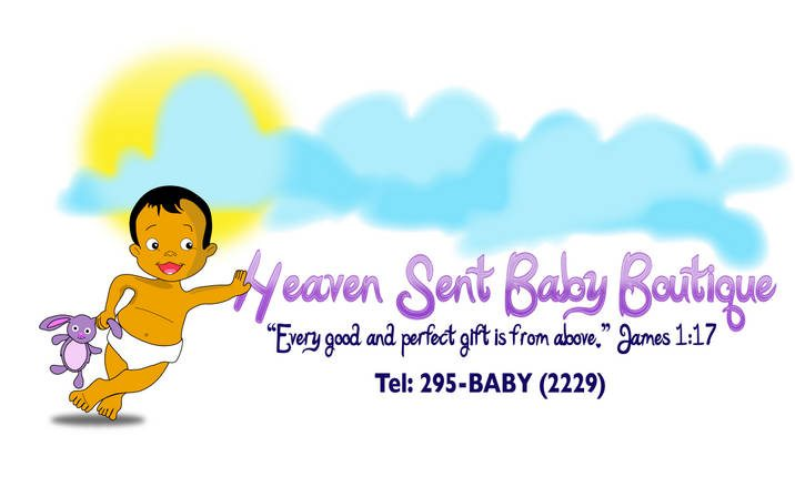 Grandparents' Wednesday Bermuda Heaven Sent Baby Boutique
