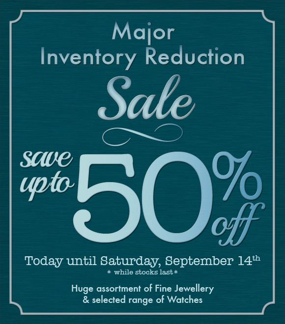 Major Inventory Reduction Sale Astwood Dickinson Bermuda