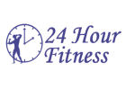 A 24 Hour Fitness Gym