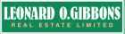 Gibbons, Leonard O., Real Estate Ltd.
